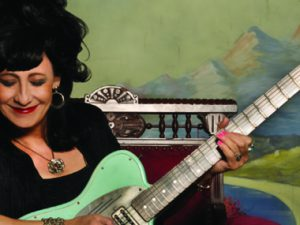 "Free MP3: Rose Flores ""Working Girl's Guitar"""