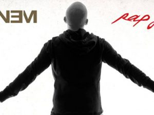 """Eminem Claims He's The Music World's """"Rap God"""" In New Song"""