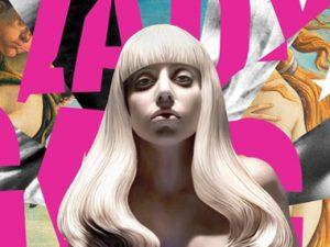 Lady Gaga Unveils 'Artpop' Album Cover