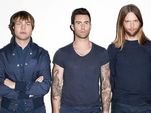 "Hear Maroon 5's New Song ""My Heart Is Open"" Featuring Gwen Stefani"