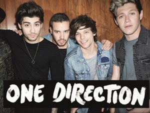 One Direction Tops Billboard's 100 Artists Of 2014 List