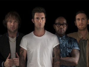Maroon 5 Is The Biggest Act In The US Right Now