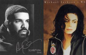 There's an Unreleased Michael Jackson Track Hiding on the Original Version of Drake's Album Scorpion
