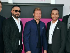 The Best Moments From the Backstreet Boys' GMA Performance